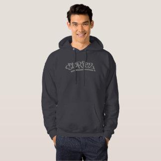 Men's Storiez Hoodie (Grey Logo)