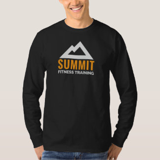 Men's Summit Fitness Training Long Sleeve T-shirt