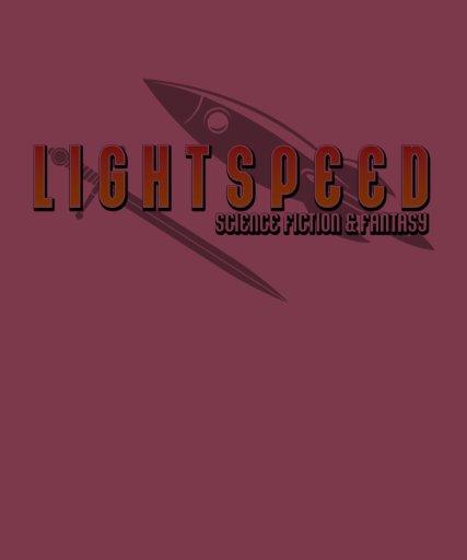 Men's Sword and Rocket Lightspeed Tee