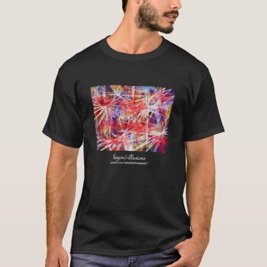 Men's T-shirt ~Beyond Illusions