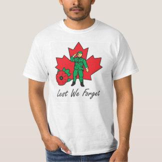 Men's T-Shirt - Lest We Forget