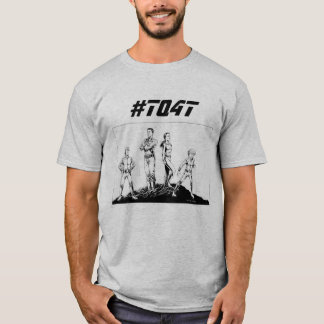 Men's T-shirt - The Quest for Truth #TQ4T