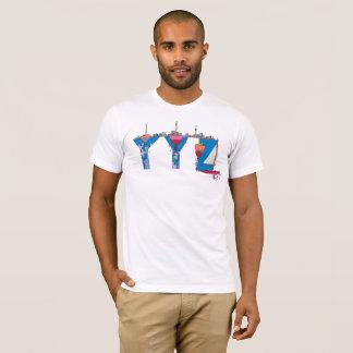 Men's T-Shirt   TORONTO, CA (YYZ)