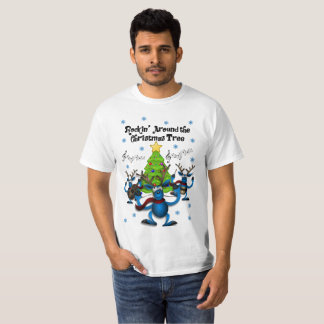Men's Tacky Christmas Holiday Shirt