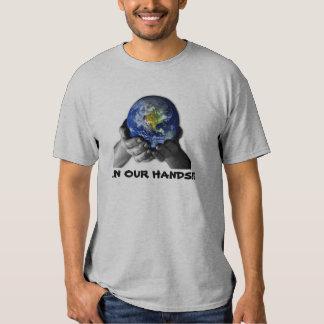 MEN'S TEE SHIRT - EARTH HANDS