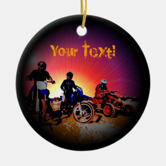 Men's Teen Boy's Motocross Motorbike Riding Christmas