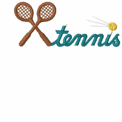 Men's Tennis Polo Shirt