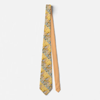 MEN'S TIE - WINTER BRANCHES
