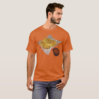 Men's Tortilla Chips and Salsa T-Shirt