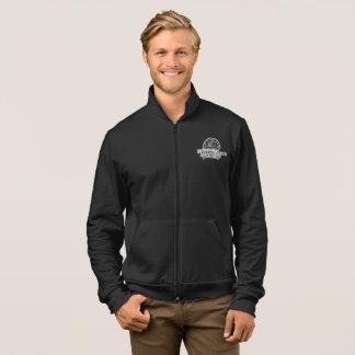 Men's Track Jacket - BLACK