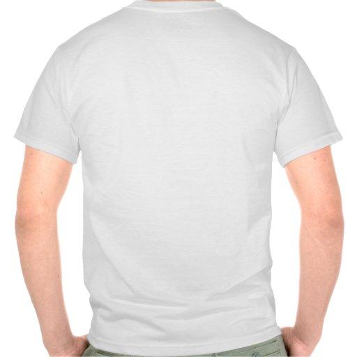 Mens tribal stingray shirt