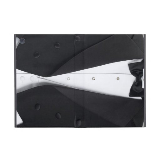 Mens Tuxedo Case Cover iPad Mini Cover