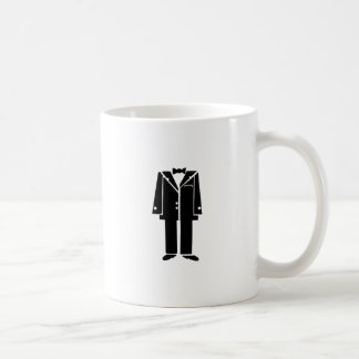 MENS TUXEDO COFFEE MUG