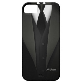 Mens' Tuxedo Suit Case For The iPhone 5