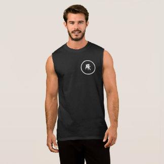 Men's Ultra Cotton Sleeveless T-Shirt, Black Sleeveless Shirt