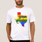 Mens Urban Cowboy Texas Pride Tee
