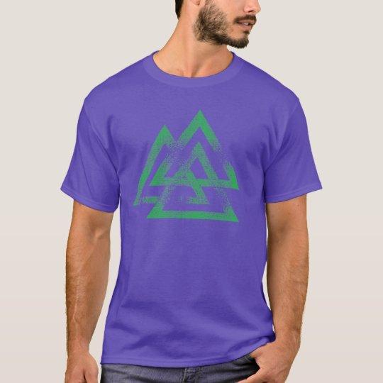 Mens Valknut Shirt