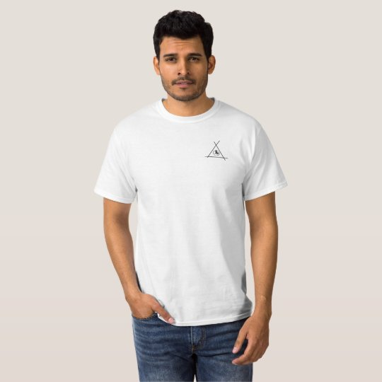 Men's Value Triangle SwiftArtistry Logo T-shirt