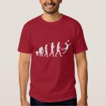 Mens volleyball evolution spike 2014 T-Shirt