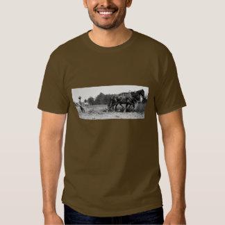 Men's walking plow shirt