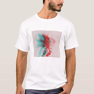 Men's White ELOSIN Two-Toned Shirt