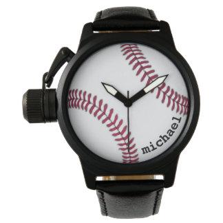 Men's Women's Baseball Watch Personalized Gift