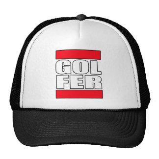 mens womens golf golfer golfing funny golf t shirt cap