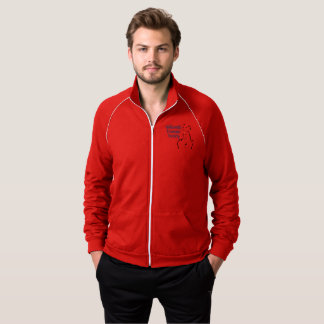 Men's Zip Fleece Jacket