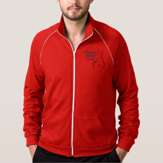 Men's Zip Fleece (no back decal) Jacket