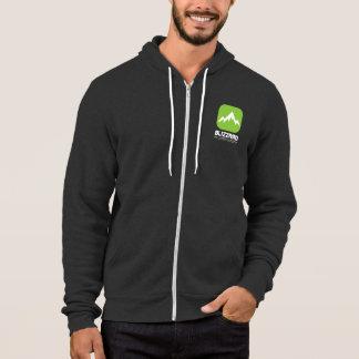 Men's zip hoodie