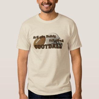 Mens's Football Basic T-shirt