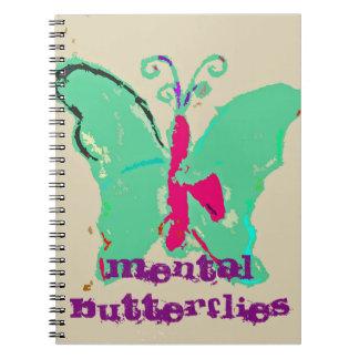 Mental butterflies, journal