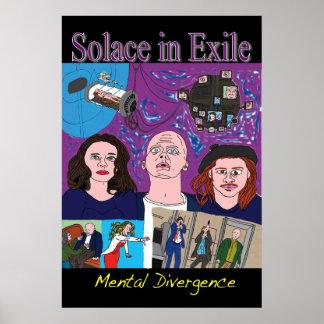 Mental Divergence Poster