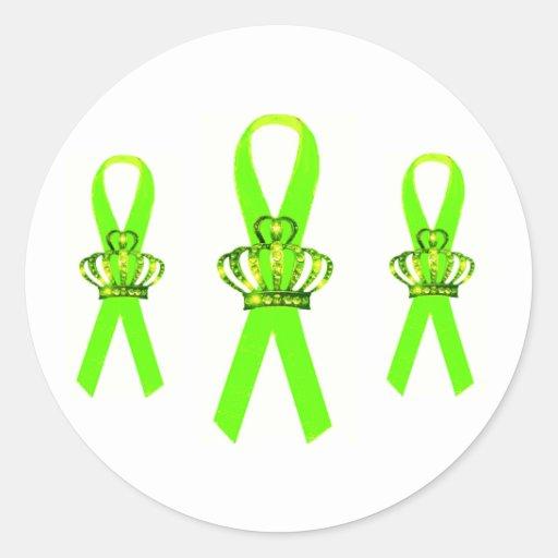 Mental Health Awareness stickers