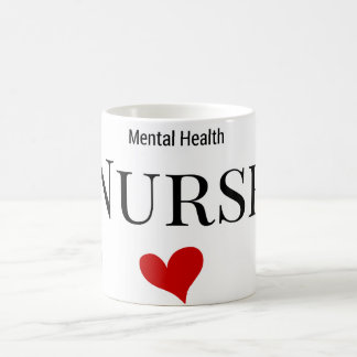 Mental Health Nurse Mug