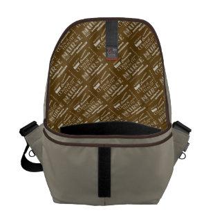 Mental Health Nurse Pride-Attributes/Aqua+Heart Commuter Bags