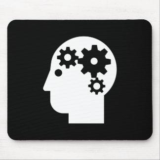 Mental Health Pictogram Mousepad