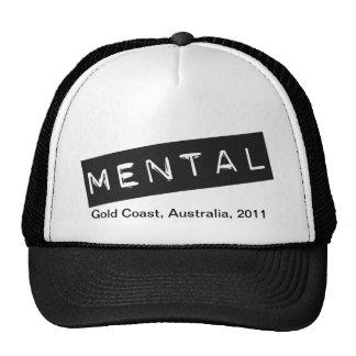Mental stuff cap