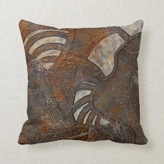 Mentally inward cushion