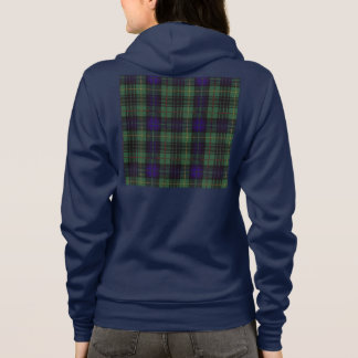 Menteith clan Plaid Scottish kilt tartan Hoodie