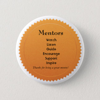 Mentor Appreciation Pin