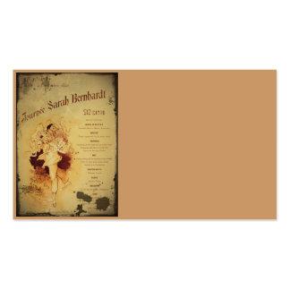 Menu de la Journee (Menu) Pack Of Standard Business Cards