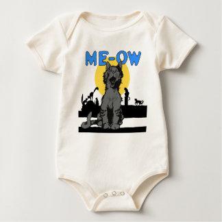 Meow Baby Bodysuit