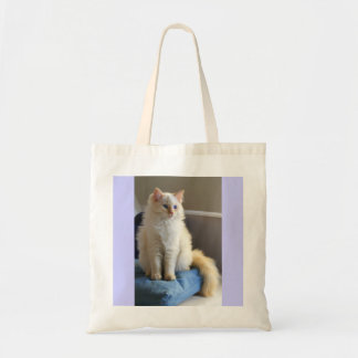 MEOW CANVAS BAGS