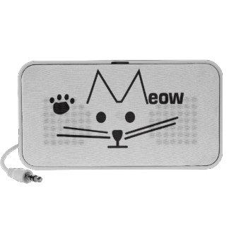 Meow Cat Travelling Speaker