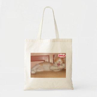 Meow Cats 7 Tote Bag Budget Tote Bag
