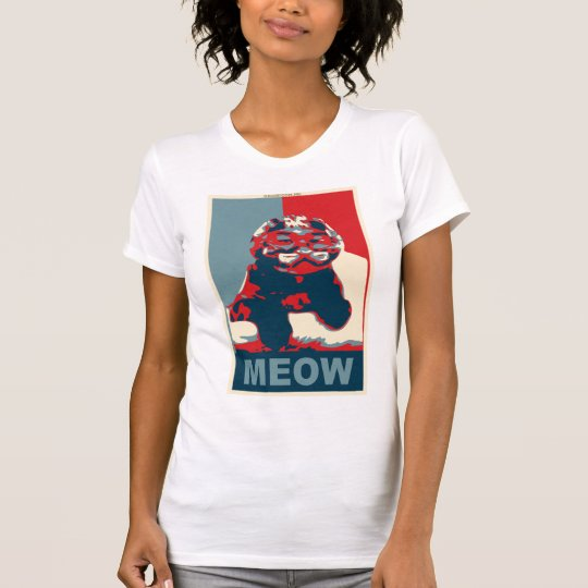 MEOW - for a woman T-Shirt