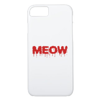 Meow iPhone 8/7 Case