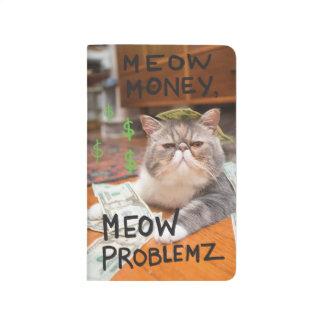 Meow Money, Meow Problemz Journal