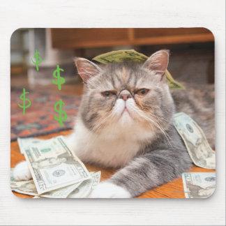 Meow Money, Meow Problemz Mouse Pad